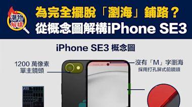 【潮物解構】為完全擺脫「瀏海」鋪路?從概念圖解構iPhone SE3