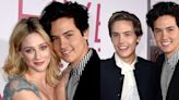 Lili Reinhart Jokes She Couldn't Tell Dylan and Cole Sprouse Apart in Holiday Throwback Photo
