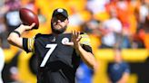 Ben Roethlisberger sits out Wednesday's practice