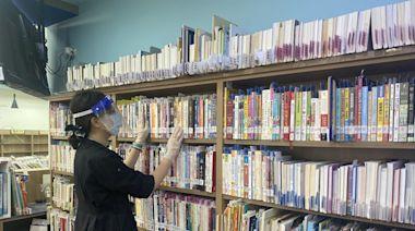 疫情警戒降級 台中市立圖書館7/27起有條件開放   蕃新聞