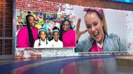 JoJo Siwa surprises 2 Nebraska students who started their own business