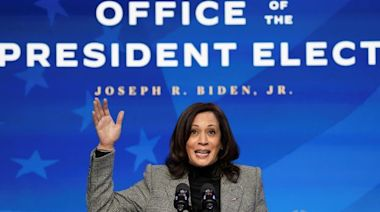 What happens if Joe Biden dies in office?