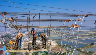 中國限電恐到明年春季 放寬收購電價也趕不上煤炭漲幅 (圖) - 楊天姿 - 大陸時政