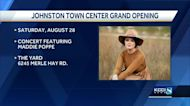 American Idol winner Maddie Poppe to preform in Johnston