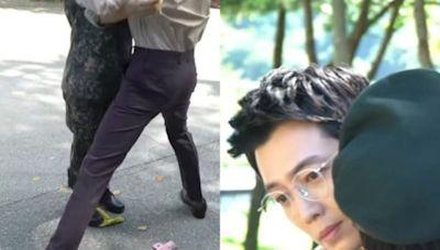 長腿oppa獨有禮儀!李敏鎬、玄彬等男神的搞怪「紳士腿」場面