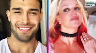 Sam Asghari Reacts to Britney Spears Prenup Comments After Engagement