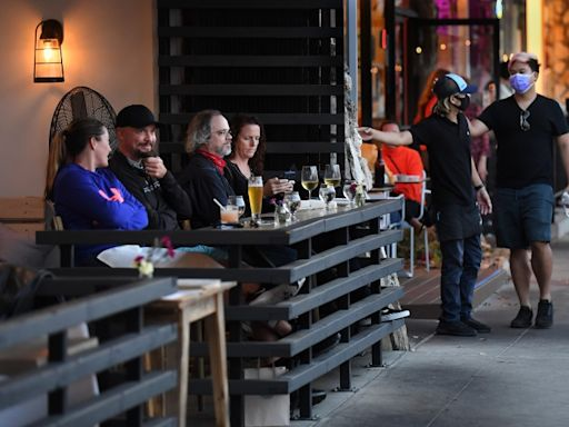 Judge rejects plea by restaurant group to block L.A. County ban on outdoor dining
