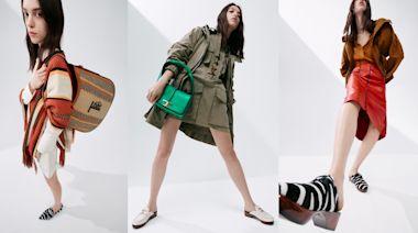 時尚 TOD'S 2022早春女裝吹運動風尚 重點畫在木屐穆勒鞋   蘋果新聞網   蘋果日報