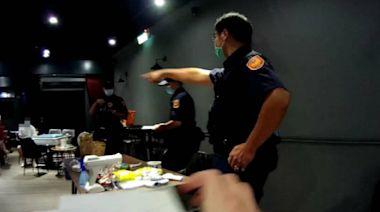 桃園疫情 6人群聚停業酒吧打麻將 警察一敲門全被揪出   蘋果新聞網   蘋果日報