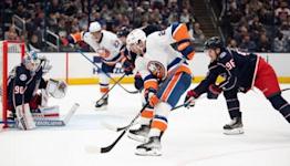 Islanders power play fizzles in 3-2 OT loss to Blue Jackets