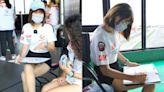 賽車場捕獲熱褲甜妹 本尊是人氣啦啦隊女神   姊妹淘話題   娛樂   NOWnews今日新聞