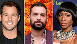 Johnny Sibilly To Chat Up Colton Underwood, Angelica Ross On 'Logo Live'