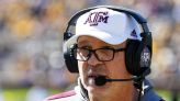 Texas A&M's Jimbo Fisher happy in Aggieland and has no interest in LSU vacancy