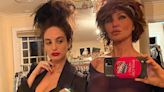 Christie Brinkley 'Morphed' Into RHOBH Star Lisa Rinna for Halloween: 'Girl You Are Fun to Be'
