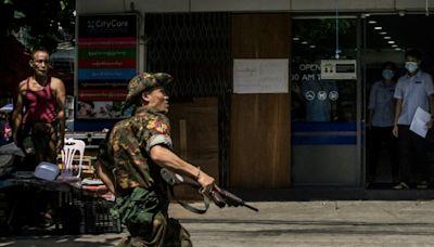 Myanmar junta blames internet blackouts on anti-coup fighters