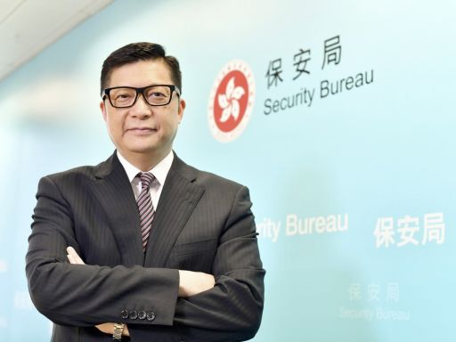 鄧炳強:辱罵公職人員培養了不守法意識 故支持立法規管
