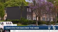 California eviction moratorium ends next week