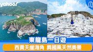 郊遊好去處|東龍島一日遊 西貢天崖海角 異國風天然美景丨附交通船程