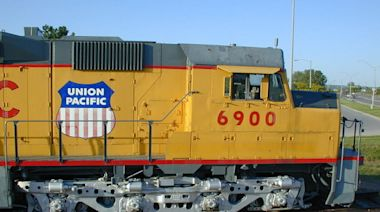 Union Pacific at New High Ahead of Earnings