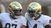Notre Dame football hangs on to beat Florida State in overtime
