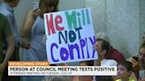 St. Louis County Council attendees advised to quarantine after person tests positive for COVID-19