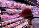 萊豬進口 政院宣布新增貨號等5機制(1) (圖)
