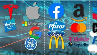 The main attractions arrive: Apple, Microsoft, Google, Facebook, Amazon and Tesla headline the biggest week of earnings