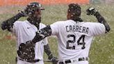【影】MLB》Cabrera炸兩分砲助老虎奪勝 張育成此戰2支0
