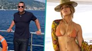 Alex Rodriguez And JLo Both Vacation On Yachts In St. Tropez, But Not Together!
