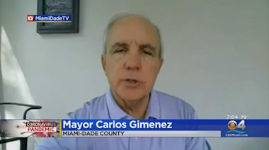 Miami-Dade Mayor: No More Hotel Reservations, Linked Boats