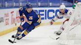 Sources: Contract talks underway between Sabres, Rasmus Dahlin's camp