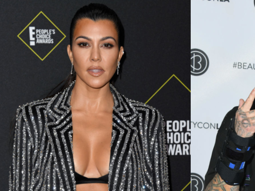 Travis Barker opens up about his relationship with Kourtney for the first time