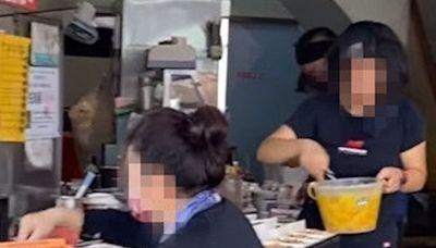 快訊/知名蝦仁飯道歉了!扯「員工在喝水」遭灌爆…緊急編輯貼文