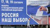 俄羅斯國會大選開跑 普京執政黨加「三個欽點反對黨」角逐席次--上報