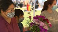 Raleigh mom spends Mother's Day selling flowers for other moms