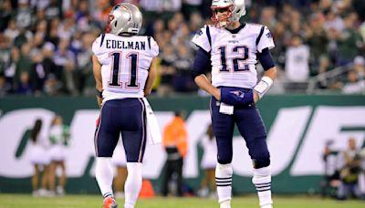 Look: Julian Edelman's Tweet About Tom Brady Went Viral