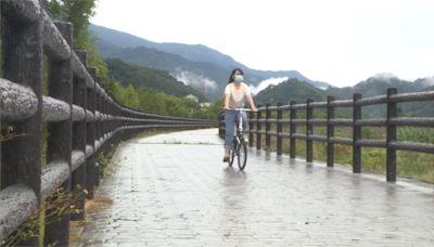騎單車漫遊獅頭山路線 欣賞獨特客家文化