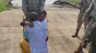 Hallan en Perú a una mujer y sus tres niños colombianos perdidos hace un mes en la Amazonía