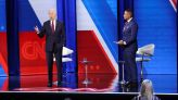 Pandemic goes on for the unvaccinated, Biden tells Trump-area town hall