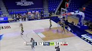 Kayla McBride with an And One vs. Dallas Wings
