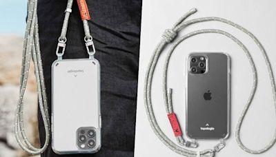 iPhone掛繩手機殼TOP10,手機背帶iPhone專屬款都別錯過!