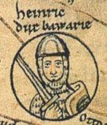 Henry I, Duke of Bavaria