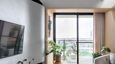 640呎Loft風知性住宅,將女性似水溫柔和獨立個性盡顯