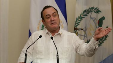 Giammattei, Guatemala's robust conservative, facing calls to quit