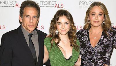 Ben Stiller and Christine Taylor Step Out Together for Benefit with Daughter Ella Olivia