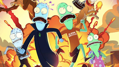 'Solar Opposites' Season 2 gives 'Rick and Morty' a run for its money