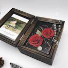 永生花相框禮盒母親節送媽媽生日禮物男女朋友閨蜜DIY定制實用 圖拉斯3C百貨