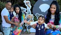 Nicki Minaj Goes All Out for Son's First Birthday Party