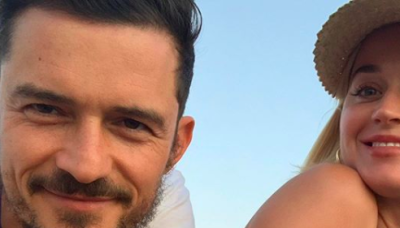 Orlando Bloom shares intimate pictures to celebrate Katy Perry's birthday