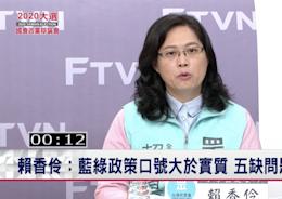 國會政黨辯論》台商回流助台灣轉型?新黨、民眾黨同聲質疑「五缺」